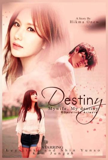 Destiny Poster Onew ©Onyulinda Artwork